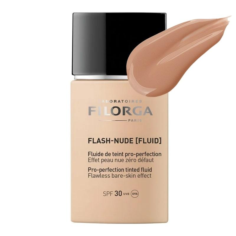 Filorga Flash-nude Fluid Foundation 02 Nude Gold 30 ml.