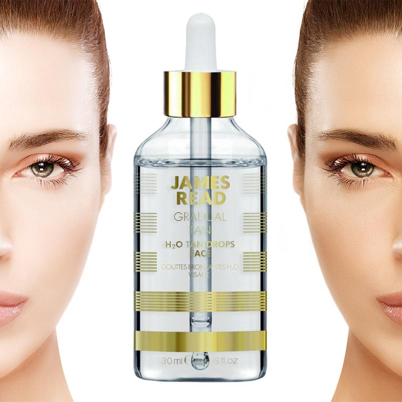 James Read Gradual Tan H2O Tan Drops Face 30 ml
