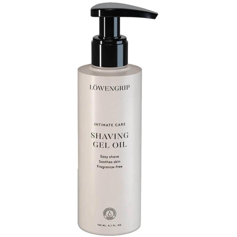 Löwengrip Intimate Care - Shaving Gel Oil 150 ml
