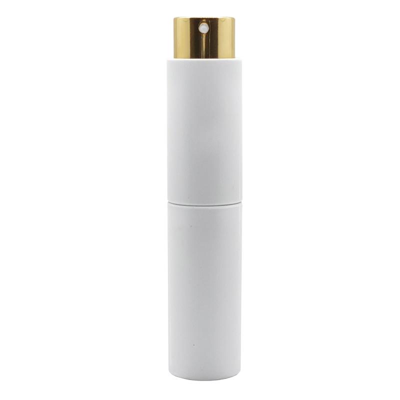 Parfumeetui til parfumeprøver - hvid